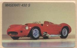GERMANY  O 108   92  Maserati 450 S- Auflage - 3000 -siehe Scan - Deutschland