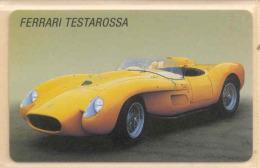 GERMANY  O 179   92 Ferrari Testarossa - Auflage - 3000 -siehe Scan - Deutschland