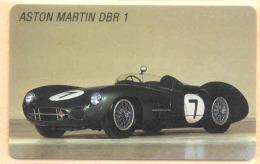 GERMANY  O 366 92  Aston Martin DBR 1 - Auflage - 3000 -siehe Scan - Deutschland