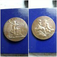 FRANCE Médaille Monaie De Paris 1900 - Monnaie De Paris