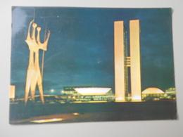 BRESIL BRASIL TURISTICO BRASILIA MTO. AO CANDANGO EDIFICIO DO CONGRESSO - Brasilia