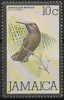Jamaica 1980 - MNH - Jamaican Mango (Anthracothorax Mango) - Hummingbirds
