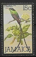 Jamaica 1980 - MNH - Red-billed Streamertail (Trochilus Polytmus) - Hummingbirds
