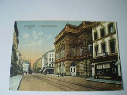 Leuven - Louvain 1914 // Theatre (Exterieur) 19?? - Leuven