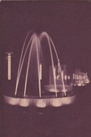 BRUXELLES / BRUSSEL / EXPO 1935 / FONTAINE LUMINEUSE - Expositions Universelles