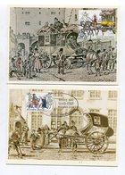 Belgien / 1982 / Mi. 2123-2129 Maximumkarten (11098) - Maximumkarten (MC)