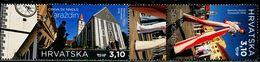 XE0479 Croatia 2018 Travel Destination Stepping On Stilts Building 2V MNH - Croatia