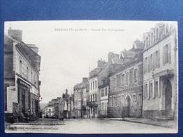 76 ,neufchâtel En Bray ,la Grande Rue Saint Jacques ....  Circulée Non Timbrée ..... - Neufchâtel En Bray