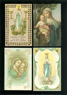 Beau Lot De 60 Cartes Postales De Fantaisie Notre - Dame Vierge Marie       Mooi Lot Van 60 Postkaarten Fantasie Maria - Postkaarten