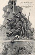 CPA SAINT DIZIER - LE MONUMENT DE LA DEFENSE DE 1544 - Saint Dizier