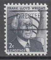 USA Precancel Vorausentwertung Preo, Locals South Dakota, Firesteel 841 - Vereinigte Staaten