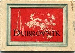 DUBROVNIK(DEPLIANT 20 PHOTOS) PUBLICITE - Advertising
