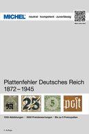 Michel Handbuch-Katalog Plattenfehler Deutsches Reich 1875-1945 - Germany