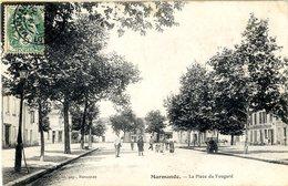 47  MARMANDE  -  LA PLACE DU FOUGARD - Marmande