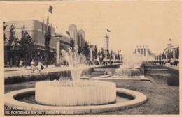 BRUXELLES / BRUSSEL / EXPO 1935 / LES FONTAINES DU GRAND PALAIS - Expositions Universelles