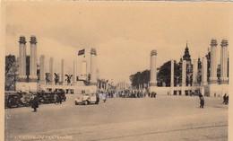 BRUXELLES / BRUSSEL / EXPO 1935 /  ENTREE DU CENTENAIRE - Expositions Universelles
