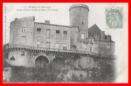 CPA (47) DURAS.  Ancien Château Du Duc De Duras....D814 - Autres Communes