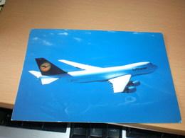 Lyfthansa Boeing 747-200 - 1946-....: Moderne