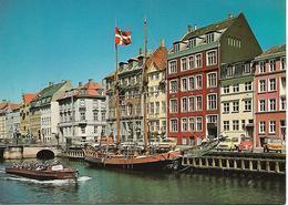 KOBENHAVN COPENHAGEN COPENHAGUE  NEW HARBOUR NOUVEAU QUAI NEUVE - Danemark