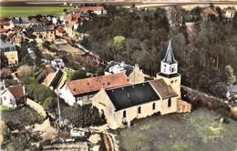 78-CHATEAUFORT- VUE DE CIEL L'EGLISE - Autres Communes