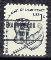USA Precancel Vorausentwertung Preo, Locals South Dakota, Harrisburg 853 - Vereinigte Staaten