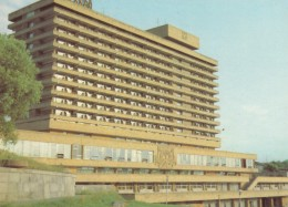 CPA - Erevan - Hôtel Dvin - Armenia