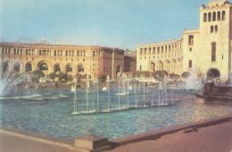 CPA - Erevan - - Arménie
