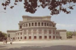 CPA - Erevan - L'opéra Spendiarov - Arménie