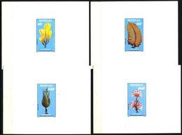 EPREUVE De Luxe - SENEGAL 1988 - Yvert 763/66 - Flore Marine - Neuf **(MNH) Sans Charniere - Senegal (1960-...)