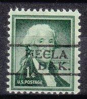USA Precancel Vorausentwertung Preo, Locals South Dakota, Hecla 728 - Verenigde Staten