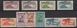 Du N° 17 Au N° 26 - O - ( C 1401 ) - A.E.F. (1936-1958)