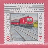 2001 ** (sans Charn., MNH, Postfrish)  Yv  2184Mi  2352ANK 2386 - 1945-.... 2de Republiek