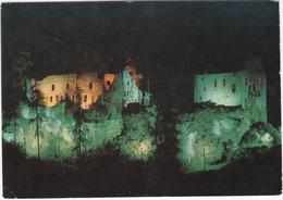 Larochette La Nuit - Le Chateau Illuminé - Larochette