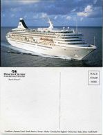 """Ship Postcards - Passenger   Ship : """"Royal {Princess    """" Variant  Read Description - Unclassified"""