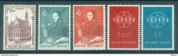 BELGIE - OBP Nr 1108/1112 - Diversen - MNH** - België