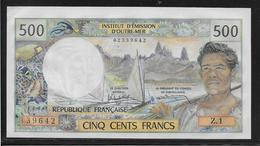 Nouvelle Calédonie - 500 Francs - Pick N°60 - NEUF - Billets