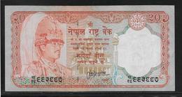 Népal - 20 Rupees - Pick N°32 - SUP - Nepal