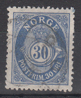 NOORWEGEN - Michel - 1920 - Nr 102 - Gest/Obl/Us - Oblitérés