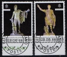 PIA  -  VATICANO - 2018 : Anno Europeo Del Patrimonio Culturale - Usati