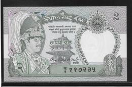 Népal - 2 Rupees - Pick N°29 - NEUF - Nepal