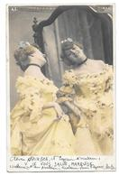 FEMMES....ARTISTIQUE    .. JE VOUS SALUT MARQUISE.....TBE...1903...VOIR LE SCAN... - Femmes