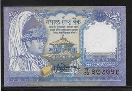 Népal - 1 Rupee - SPL - Népal