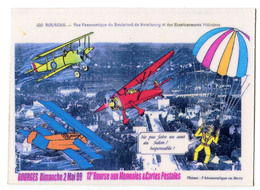 CPM 18 BOURGES Collectionneurs 1999 (carte Pirate) Pierre GAUTHIE - Bourges