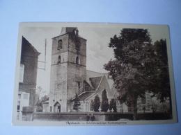 Tildonk - Thildonck // Schilderachtige Omgeving Kerk // 19?? - België