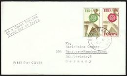Ireland 1967 / Europa CEPT / FDC - Europa-CEPT