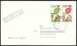 Ireland 1967 / Europa CEPT / FDC - 1967