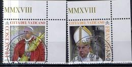 PIA  -  VATICANO - 2018 : Pontificato Di Papa Francesco - Papi