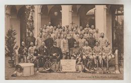 CPA MILITARIA GUERRE DE 1914-18 - Harmonie Des Internés Franco-Belges D'ENGELBERG (Suisse-Obwald Au Concert De Lucerne - Guerre 1914-18