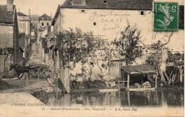 89 SAINT-FLORENTIN  Rue Montante - Saint Florentin