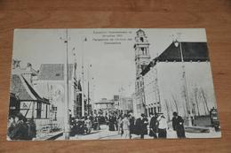 1400- Bruxelles Brussel, Exposition Internationale De B. - 1910 - Expositions Universelles